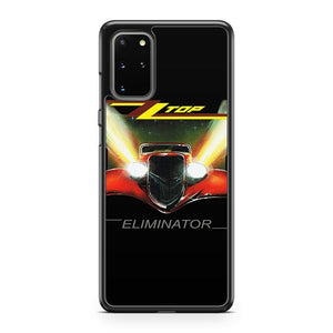 Zz Top Eliminator Classic Retro Rock Band Samsung Galaxy S20 Plus Phone Case