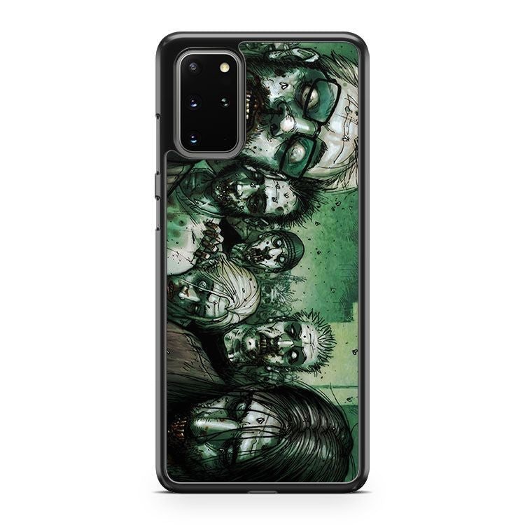 Zombie The Walking Dead Samsung Galaxy S20 Plus Phone Case