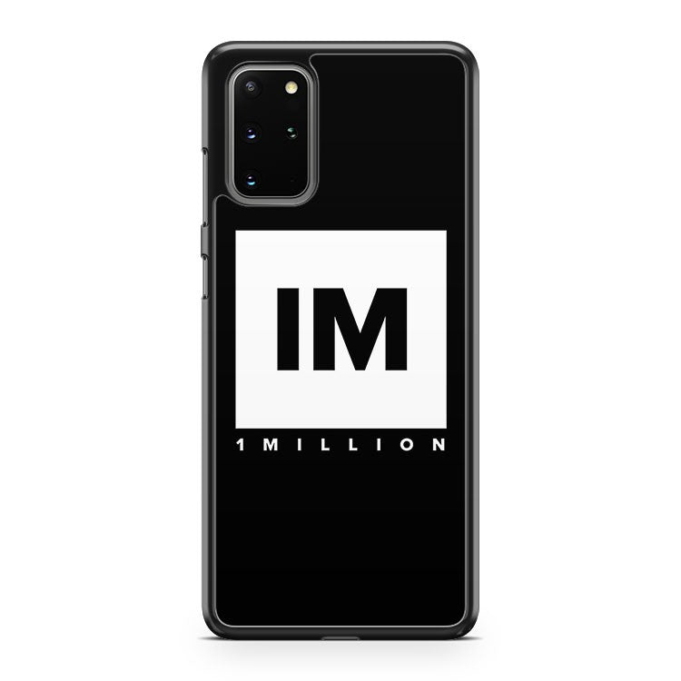1 Million Dance Studio Logo Samsung Galaxy S20 Plus Phone Case