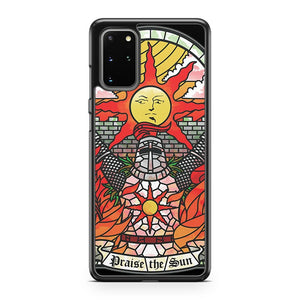 Praise The Sun Dark Souls Samsung Galaxy S20 Plus Phone Case