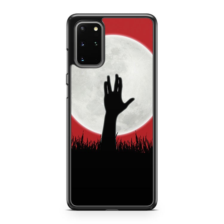 Zombie Spock Samsung Galaxy S20 Plus Phone Case