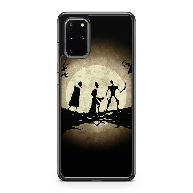 Harry Potter Three Brothers Tale Samsung Galaxy S20 Plus Phone Case