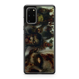 Zombie Shooting Games Samsung Galaxy S20 Plus Phone Case