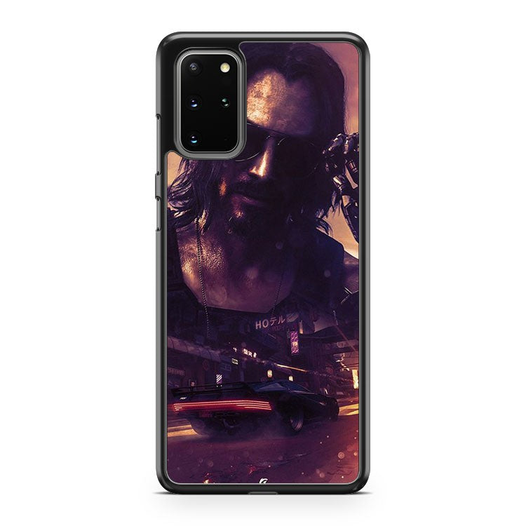 Cyberpunk 2077 3 Samsung Galaxy S20 Plus Phone Case