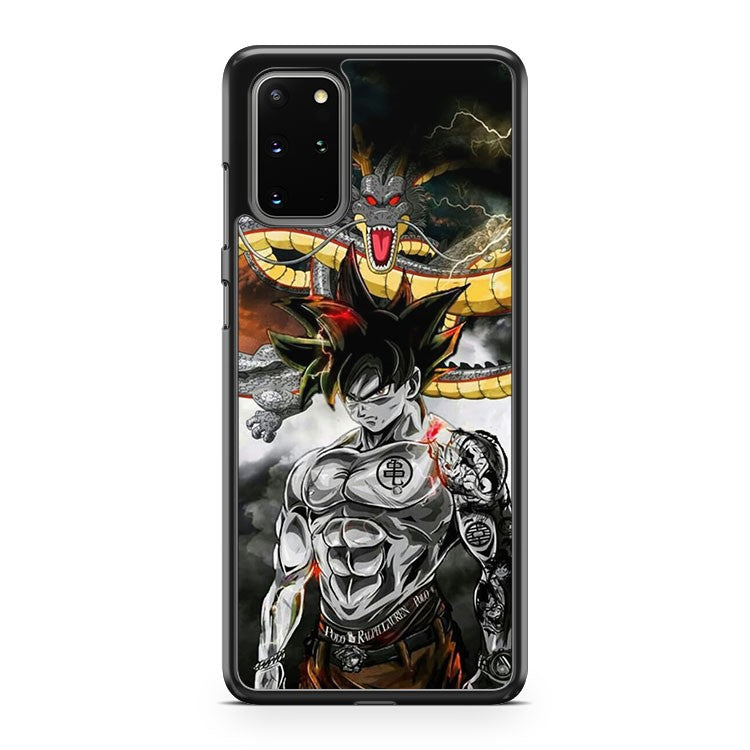Dragon Ball Goku Shenlong Samsung Galaxy S20 Plus Phone Case