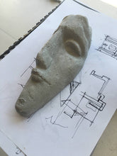 Load image into Gallery viewer, Pimpino - Concrete Face - robertotiranti.shop