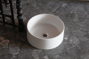 OI  - Ivory Bathroom Sink - robertotiranti.shop