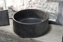 Load image into Gallery viewer, Oi - Charcoal Bathroom Sink Vessel - robertotiranti.shop