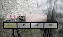 Load image into Gallery viewer, Witi - Pale Pink Bathroom Sink - robertotiranti.shop