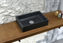 Load image into Gallery viewer, Plint - Grey Bathroom Sink - robertotiranti.shop