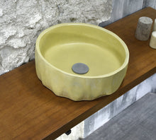 Load image into Gallery viewer, Flut -  Honey-Melon Colored Sink - robertotiranti.shop