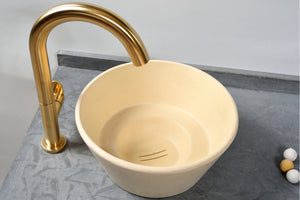 Ixipo - Small Bathroom Sink - robertotiranti.shop