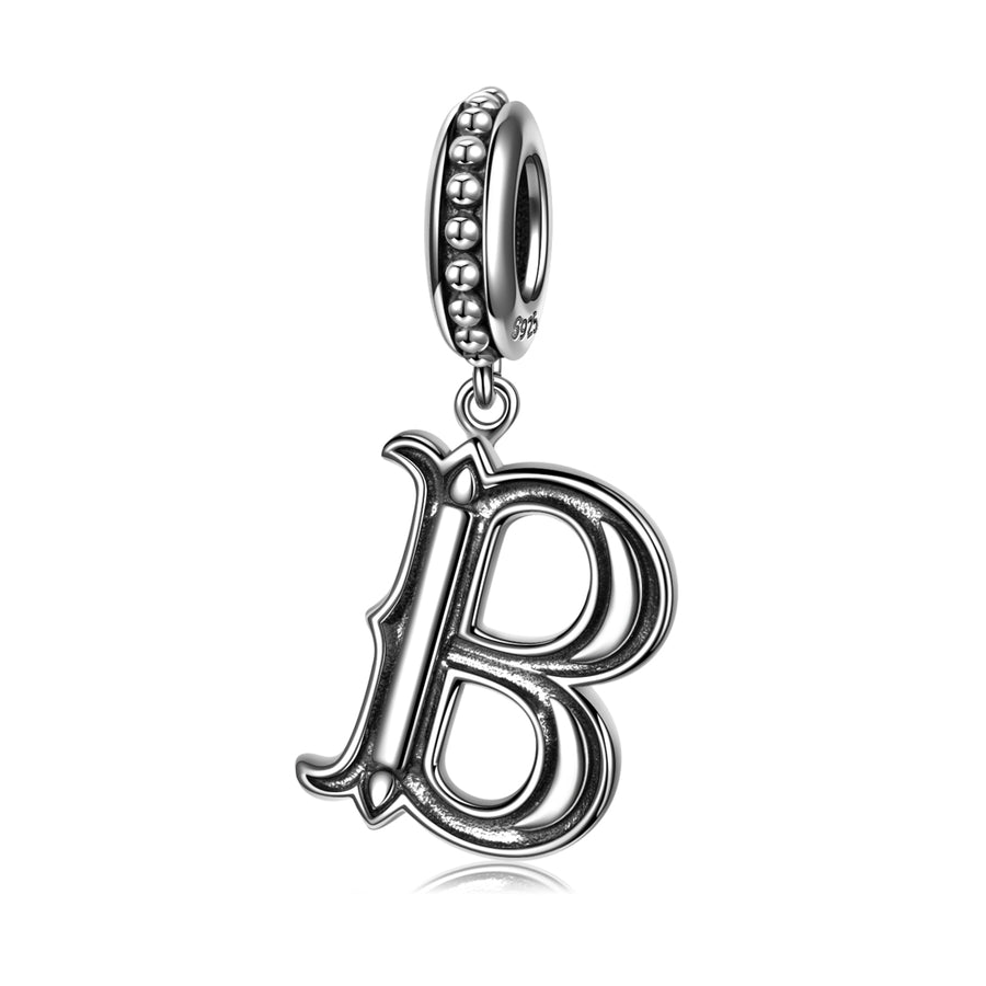 Letter B Charms