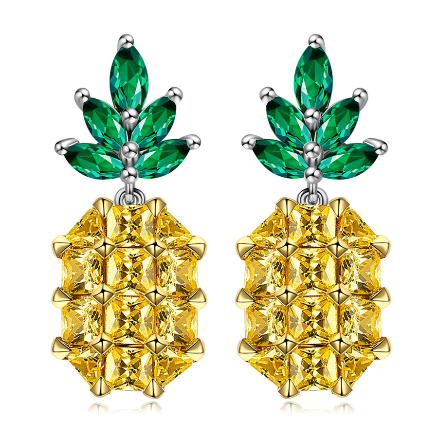 Classy Pineapple Women Earrings