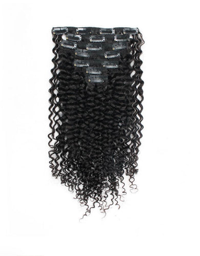 Curly Clip Ins (3B-3C Texture)