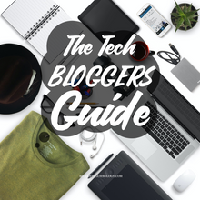 Load image into Gallery viewer, Tech Bloggers Guide - eBook