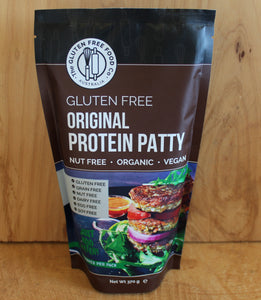 GLUTEN FREE ORIGINAL PROTEIN PATTY 370g
