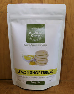 BAKING MIX LEMON SHORTBREAD 280 g