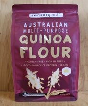 Load image into Gallery viewer, SENSORY MILL QUINOA FLOUR 300g