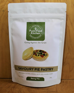 BAKING MIX SAVOURY PIE PASTRY 280g