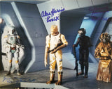Bounty Hunter Photo Empire Signed Zuckuss Bossk Wingreen Star Wars 8x10 Photo