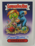Garbage Pail Kids 'Inaug-Hurl Ceremony' Comic Book Signed by Brent Engstrom