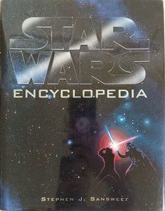 Star Wars Encyclopedia Book Signed 12 Cast Autographs Fraser Prowse Baker Davis