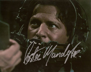 "Costas Mandylor SAW VI Signed Autographed ""Reverse Bear Trap"" 8x10 Photo COA"