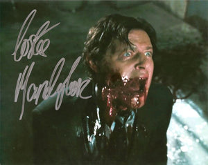 "Costas Mandylor SAW VI Autographed ""Ripped Face"" 8""x10"" Signed Photo COA"