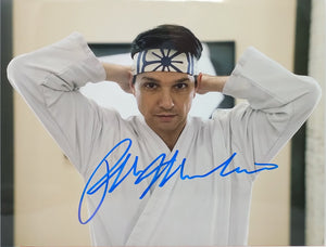 Ralph Macchio Autographed 8x10 Photo - Cobra Kai Headshot