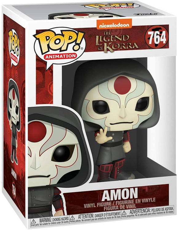 Amon - Legend of Korra Funko Pop Signed by Steve Blum