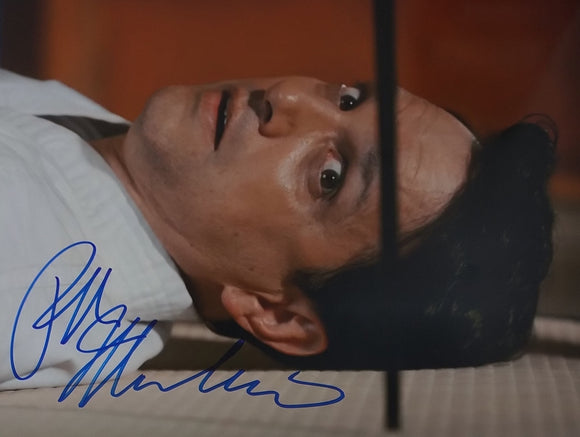Ralph Macchio Signed Cobra Kai Season 3 8x10 Photo Karate Kid Limited