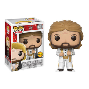 "The ""Million Dollar Man"" (CHASE) WWE Funko Pop Signed by Ted Dibiase"