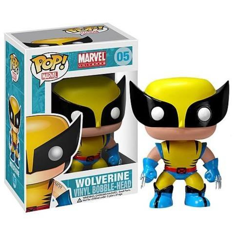 Wolverine - Marvel Funko Pop Signed by Steve Blum