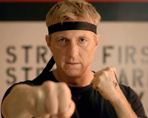 William Zabka Signed 8x10 Cobra Kai Photo