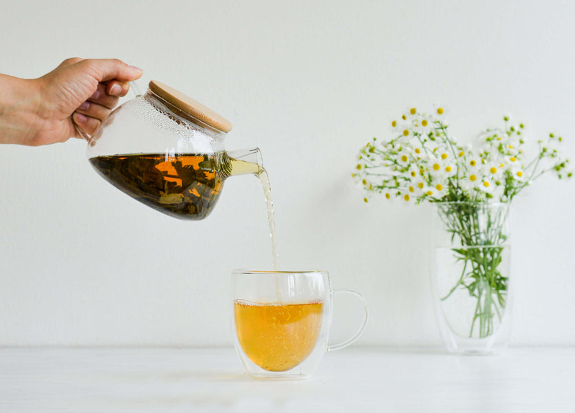 How to BREW that CELES TE-ial Cup of Tea