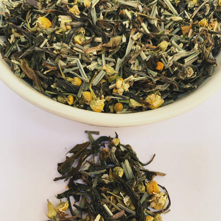 Amber Glow (White Tea Leaf) - CelesTe