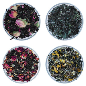 FLORAL TEA SELECTION