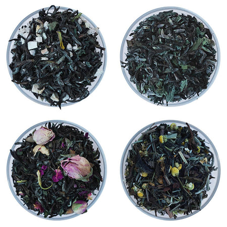WHITE TEA SELECTION