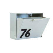 Cubby - Wall Mounted Mailbox