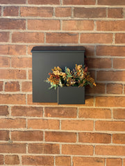 Greetings - Wall Mounted Mailbox
