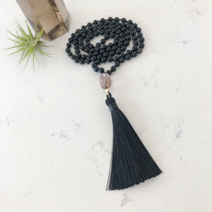 Protection Mala Necklace