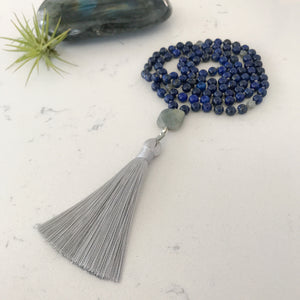 Wisdom Mala Necklace