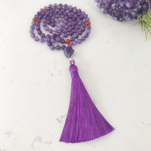 Wellness Mala Necklace