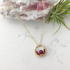 Passion Necklace