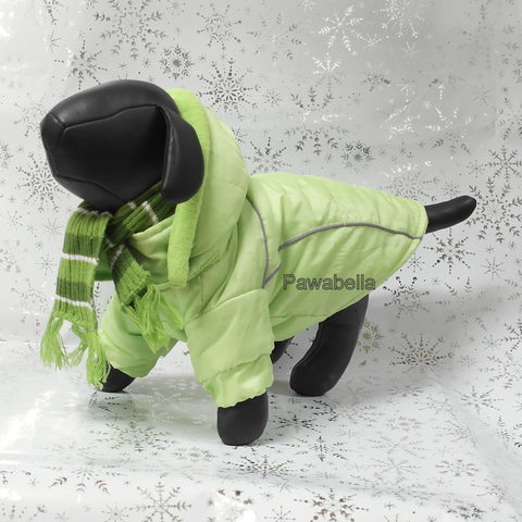 Snow Parka Dog Coat