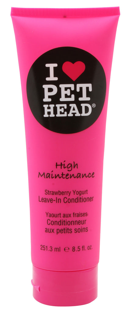 High Maintenance, Strawberry Yogurt, Leave-in Conditioner