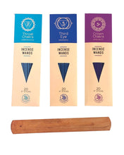 Load image into Gallery viewer, Chakra Incense Kit
