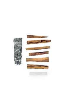 Native Rituals Palo Stick Smudge Set