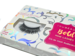 Tru Beauty Bold Mink Lashes – 1 Pair